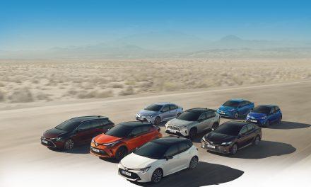 Toyota Ireland Announce '202 Registration Incentives.