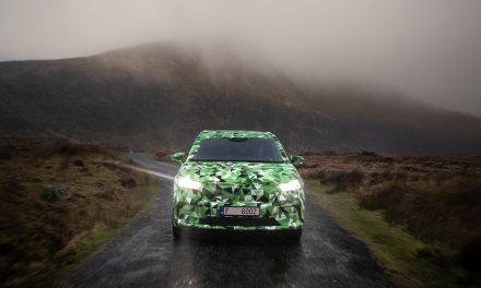 New Škoda ENYAQ IV Embodies Electro-mobility.
