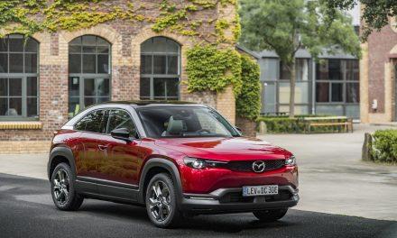 New Mazda MX-30 – Right Size Battery Strategy Explained.