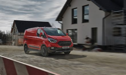 New Go-Anywhere Trail and Active Models Take Ford Transit Range into New Territory.