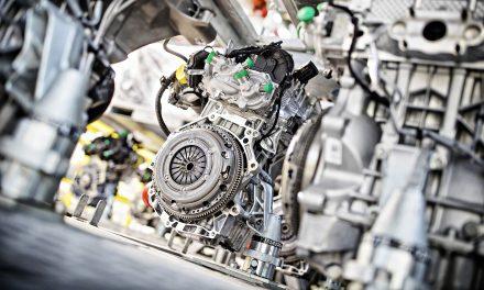 ŠKODA AUTO MANUFACTURERS 3 MILLIONTH EA211 ENGINE.