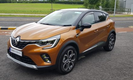 All-New Renault SUV Will 'Captur' Your Heart.