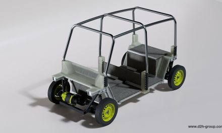D2H DESIGN A PURE ELECTRIC, LOW COST UTILITY VEHICLE.