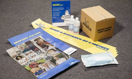 MICHELIN ASSEMBLES SUPPORT PACKS FOR DEALERS NATIONWIDE.