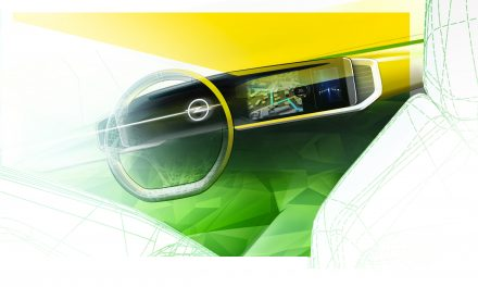 OPEL REVEALS NEW DESIGN DIRECTION WITH PURE PANEL COCKPIT.