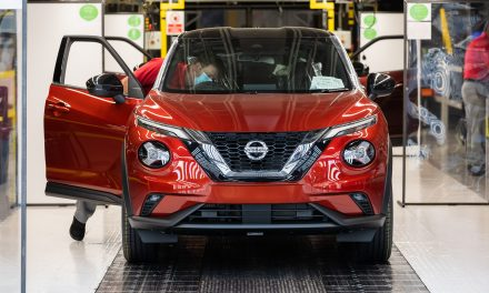 Nissan's Sunderland Plant Now Fully Operational After COVID-19 Closure.