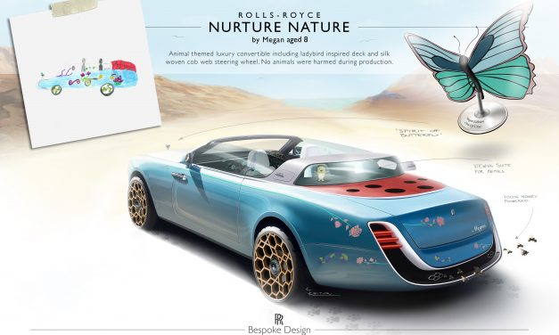 SHORTLIST ANNOUNCED IN ROLLS-ROYCE YOUNG DESIGNER COMPETITION.