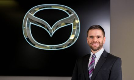 Mazda Ireland Appoints New Brand Manager – Mr. Robert Barnes.