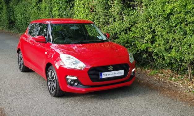New Suzuki Swift Hybrid (SHVS) – A New Way of Life.