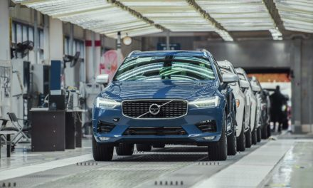 VOLVO CARS' CHENGDU CAR PLANT POWERED BY 100 PER CENT RENEWABLE ELECTRICITY.