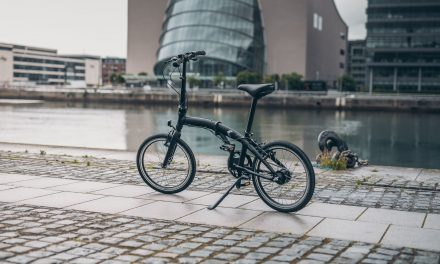 ŠKODA Ireland launches the STRETCHGO folding bicycle to offer the perfect 'last mile' solution.