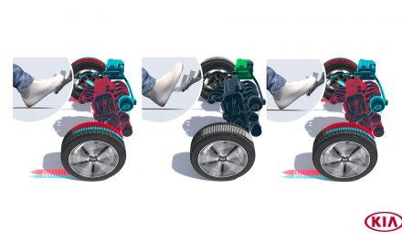 Kia's new intelligent Manual Transmission retains driver engagement and enhances efficiency.