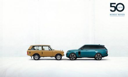 Special Edition Range Rover To Celebrate An Amazing 50 Years.
