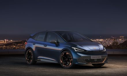 CUPRA's first all-electric vehicle is born.