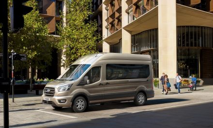 FORD LAUNCHES NEW PROTECTION SHIELDS TO DISTANCE TRANSIT AND TOURNEO OCCUPANTS.