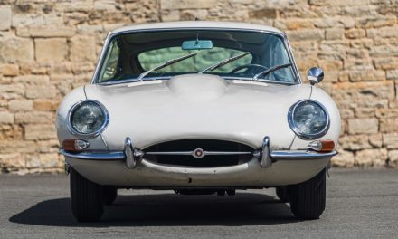 TWO OF THE EARLIEST JAGUAR E-TYPES TO GO UNDER THE HAMMER.