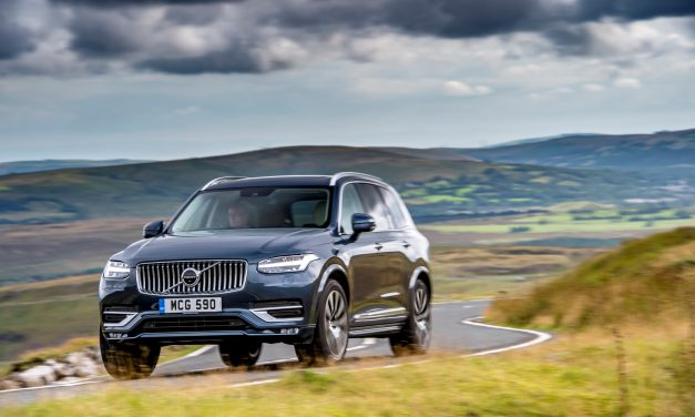 DOUBLE AWARD FOR VOLVO SUVS IN AUTO TRADER NEW CAR AWARDS.