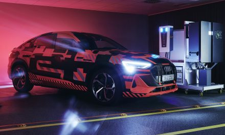 Audi is researching bidirectional charging technology.