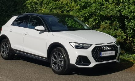 All-New Audi A1 Citycarver Carves Out A New Niche.