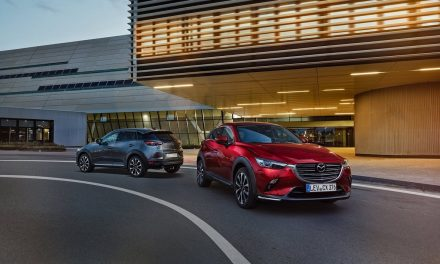 New Mazda CX-3 Due in Ireland in August 2020.