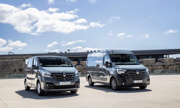 Renault Backing Businesses Back on the Road with special July 2020 Offers.