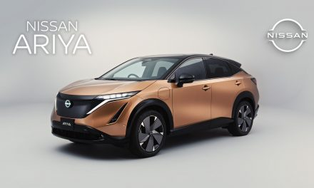 All-new Nissan Ariya all-electric coupé crossover an EV game-changer.