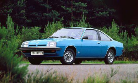 Legendary Opel Manta Celebrates 50 Years.