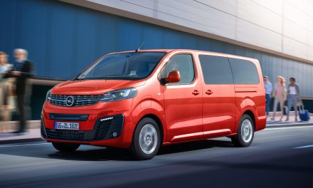 New Opel Zafira-e Life Offers Emissions-Free Travel for up to Nine Passengers.