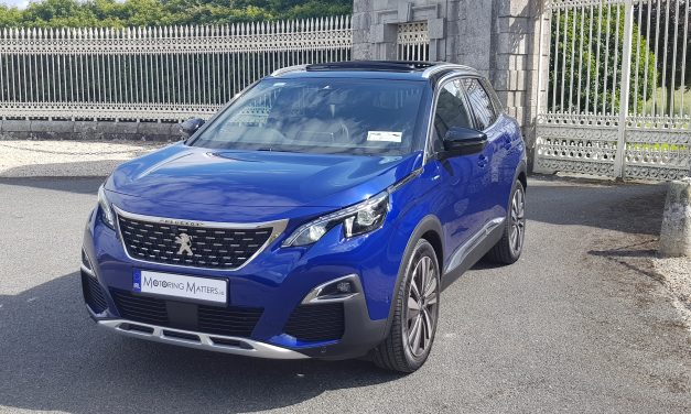 New Peugeot 3008 PHEV AWD 300bhp Auto – A Powerful & Refined Performer.