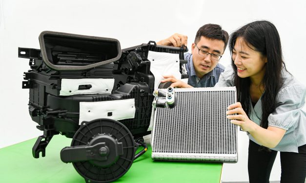 HYUNDAI MOTOR GROUP DEVELOPS AIR-CONDITIONING TECHNOLOGIES TO MAINTAIN CLEAN AIR IN VEHICLES.