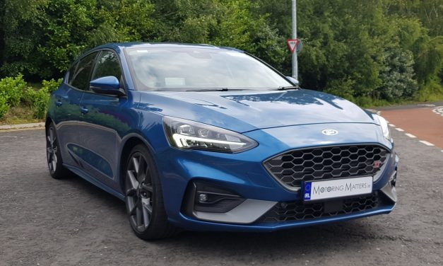 New Ford Focus ST – Ford's Hot Hatch is Reinvented With Style.