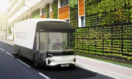 Volta Trucks On A Sustainability Mission.