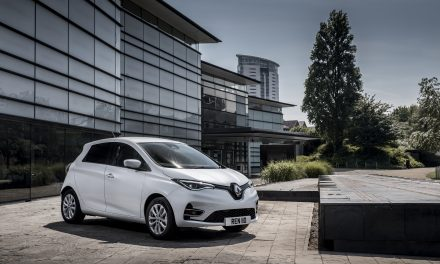 All-New ZOE Van from Renault – A New Addition to Renault's Growing EV Commercial Vehicle Range.