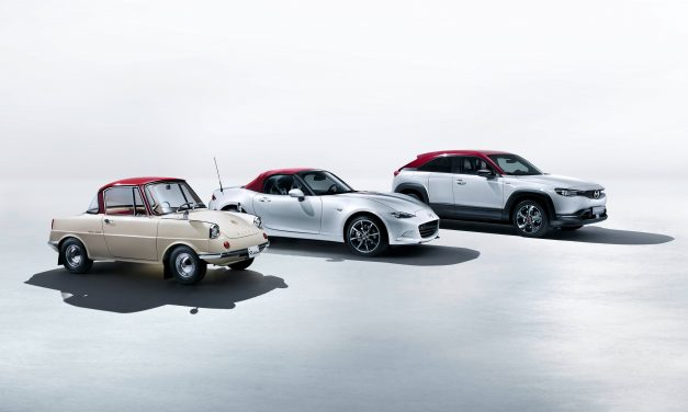 REFRESHINGLY UNORTHODOX: MAZDA'S QUEST FOR FUN, SUSTAINABLE VEHICLES.