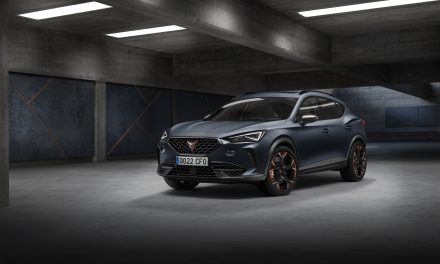 New CUPRA Formentor On The Way.