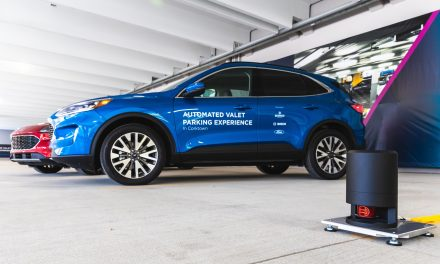 Ford, Bedrock and Bosch are Exploring Highly Automated Vehicle Technology in Detroit to Help Make Parking Easier.