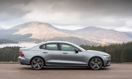 New VOLVO S60 T5 R-Design – It's Time To Control The Road.