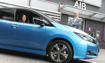 Nissan and AIB  power a new sustainability drive.