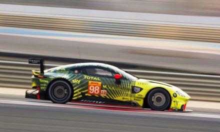 Aston Martin Racing Academy Makes A Welcome Return.