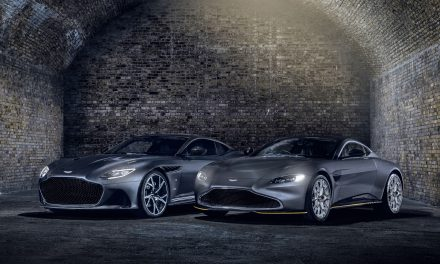 'Q BY ASTON MARTIN' CREATES NEW 007 LIMITED EDITION SPORTS CARS TO CELEBRATE NO TIME TO DIE.