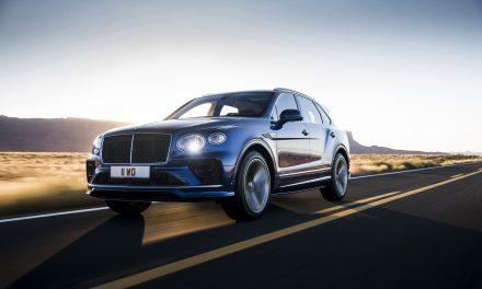New Bentley Bentayga Speed – The Ultimate Bentayga.
