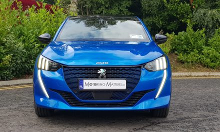 ALL-NEW PEUGEOT E-208 FULLY ELECTRIC SUPERMINI – A Devine State of Silence.