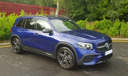 New Mercedes-Benz GLB Compact 7-Seat SUV – Uncompromisingly Stylish.