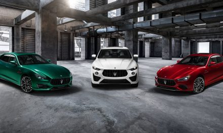 TROFEO: THE MOST POWERFUL MASERATI COLLECTION EVER.