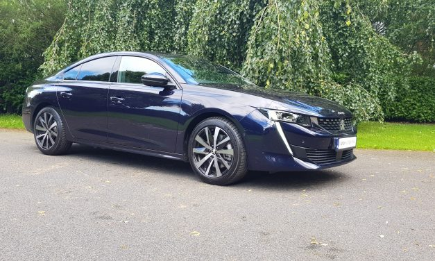 PEUGEOT 508 FASTBACK PHEV – Plug-In To The Future Of Motoring.