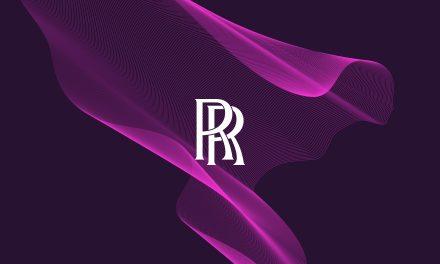 New Brand Identity For Rolls Royce.