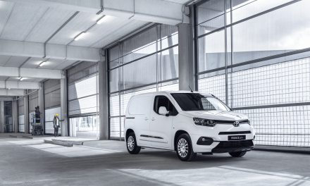 The Toyota Proace City Has Arrived In Ireland.