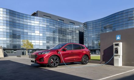 All-New Ford Kuga SUV – Ford's most electrified vehicle ever.