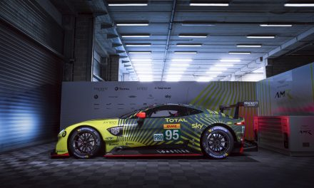 ASTON MARTIN RACING HAS FIA WORLD CHAMPIONSHIP TITLES IN SIGHTS.
