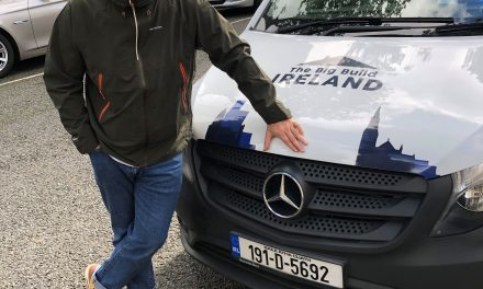 RTÉ'S DIY SOS GETS MERCEDES-BENZ SUPPORT.